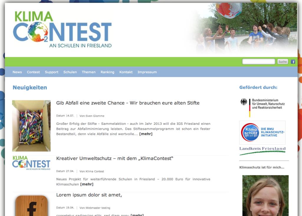 Klimacontest Friesland